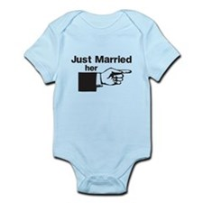 Just Married Her Body Suit