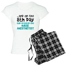 Nurse Anesthetist Creation Pajamas