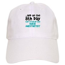 Nurse Anesthetist Creation Baseball Cap