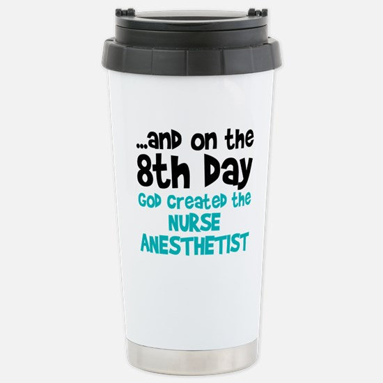 Nurse Anesthetist Creat Stainless Steel Travel Mug