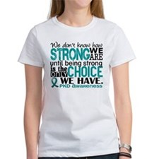 PKD How Strong We Are Tee