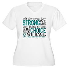 PKD How Strong We T-Shirt