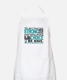 PKD How Strong We Are Apron