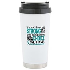 PKD How Strong We Are Travel Mug