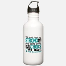 PKD How Strong We Are Water Bottle