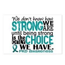 PKD How Strong We Are Postcards (Package of 8)