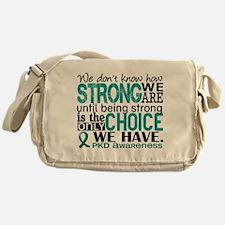PKD How Strong We Are Messenger Bag
