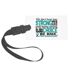 PKD How Strong We Are Luggage Tag