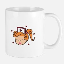 Girl Nurse Mugs
