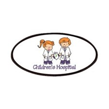 Childrens Hospital Patches
