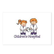 Childrens Hospital Postcards (Package of 8)