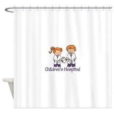 Childrens Hospital Shower Curtain