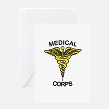 Medical Corps Greeting Cards