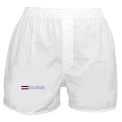 Serbia & Montenegro Boxer Shorts