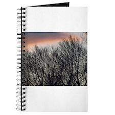 Cute Lilac Journal