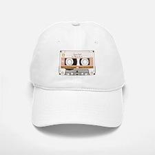 Cassette Tape - Tan Baseball Baseball Cap