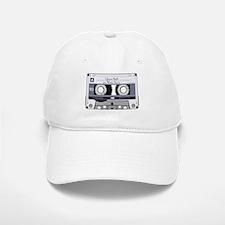 Cassette Tape - Grey Baseball Baseball Cap