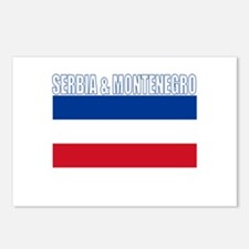 Serbia & Montenegro Postcards (Package of 8)