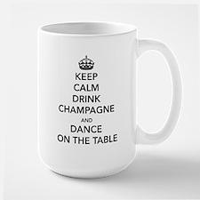Keep Calm Drink Mugs