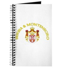 Serbia & Montenegro Coat of A Journal