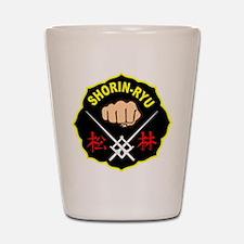 Matsubayashi Shorin Ryu Karate Shot Glass