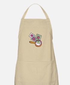 Stamp Collecting Apron