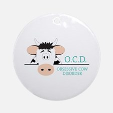 O.C.D. Ornament (Round)