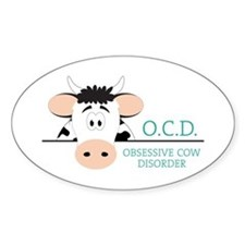 O.C.D. Decal