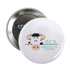 "O.C.D. 2.25"" Button (10 pack)"