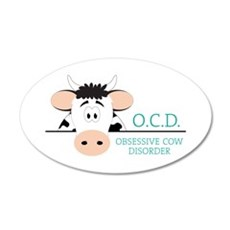 O.C.D. Wall Decal