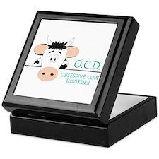 O.C.D. Keepsake Box
