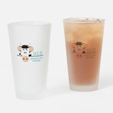 O.C.D. Drinking Glass