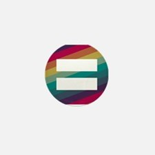 Marriage Equality Mini Button (10 pack)