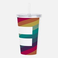 Marriage Equality Acrylic Double-wall Tumbler