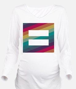 Marriage Equality Long Sleeve Maternity T-Shirt