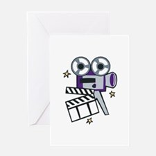 Movie Action Greeting Cards