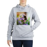Humble Bumblebee Women's Hooded Sweatshirt