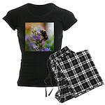 Humble Bumblebee Women's Dark Pajamas