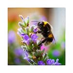 Humble Bumblebee Queen Duvet