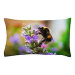 Humble Bumblebee Pillow Case