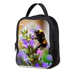 Humble Bumblebee Neoprene Lunch Bag