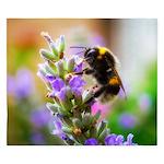 Humble Bumblebee King Duvet