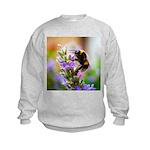 Humble Bumblebee Kids Sweatshirt