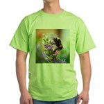 Humble Bumblebee Green T-Shirt