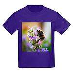 Humble Bumblebee Kids Dark T-Shirt