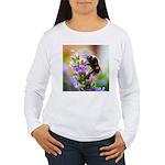 Humble Bumblebee Women's Long Sleeve T-Shirt