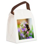 Humble Bumblebee Canvas Lunch Bag