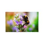 Humble Bumblebee 3'x5' Area Rug