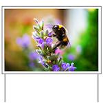 Humble Bumblebee Yard Sign