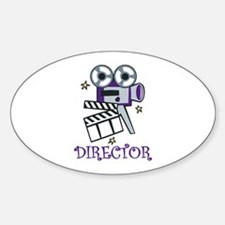 Directors Decal